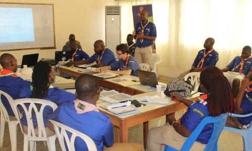 Séminaire d'appropriation de l'existant du programme des jeunes à l'international.
