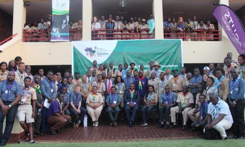 8è Forum des Jeunes du Scoutisme en Afrique : L'ASCCI Affirme son envol !