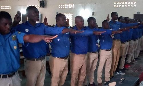 Titularisation 2 Bûchettes : La Région de Bondoukou honore ses chefs d'unité