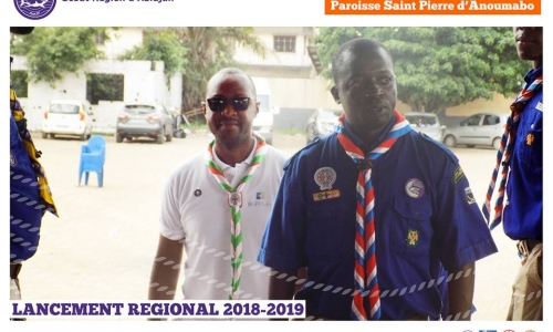 Lancement Régional d'Abidjan