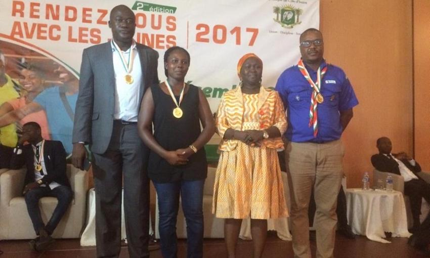 Associations de jeunesse en Côte d'Ivoire: l'ASCCI primée