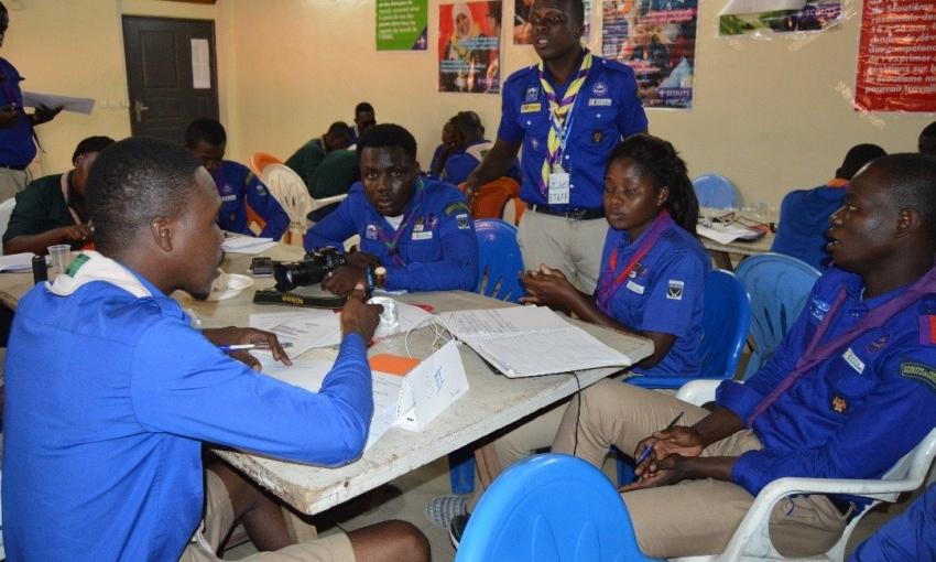 Une deuxième génération de Messagers de la paix Formée en Côte d'Ivoire
