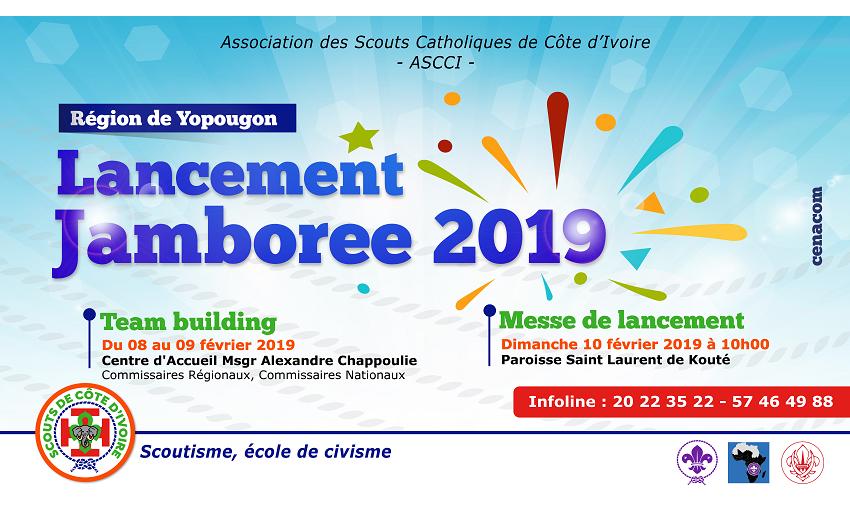 L'ASCCI lance officiellement son Jamboree Attoumgblan 2019 !