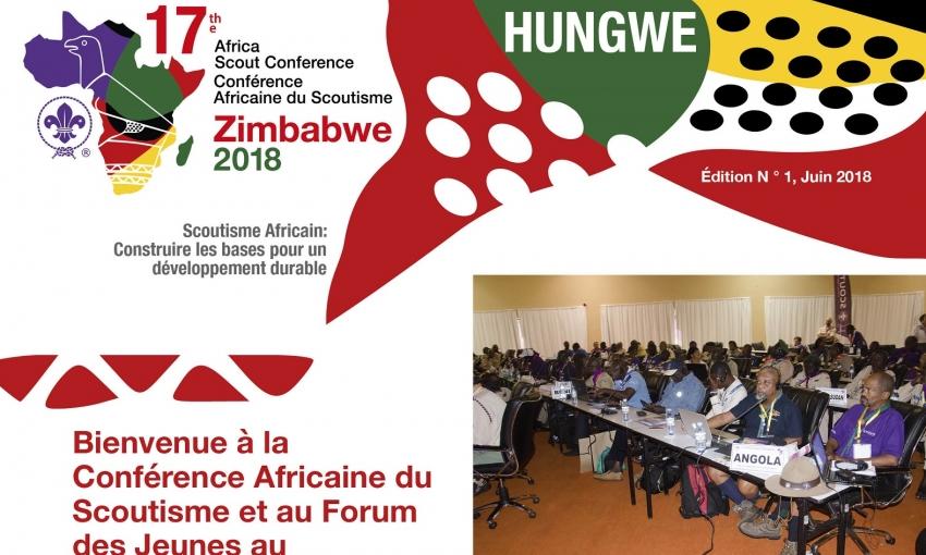 Bulletin de la 17ème Conférence Africaine du Scoutisme et du 8ème Forum des Jeunes Scouts Africains