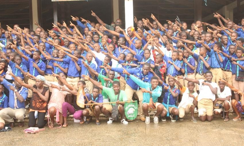 Eclai carnaval 2018 : La région de yopougon fait son Lancement officiel