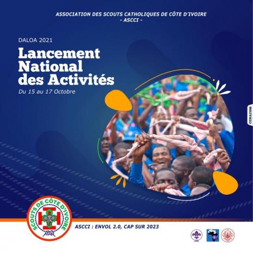 Lancement national 2021-2022