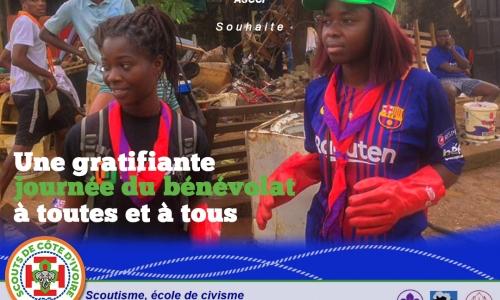 L'ASCCI célèbre la Journée Mondiale du Bénévolat