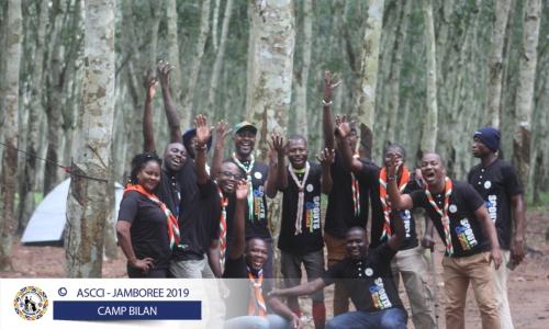 Camp-Bilan du 11ème Jamboree de l'ASCCI