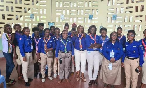 Leadership féminin: Les femmes scoutes catholiques de cote d'ivoire parle des objectifs de développement durable