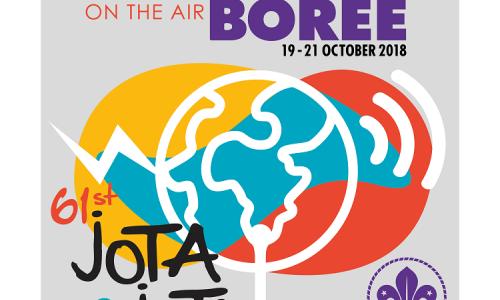 RDV dimanche 21 octobre 2018 à partir de 8h00 pour le Jota Joti