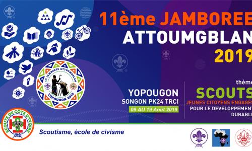 Découvrez et vivez la 11ème édition du Jamboree Attoumgblan