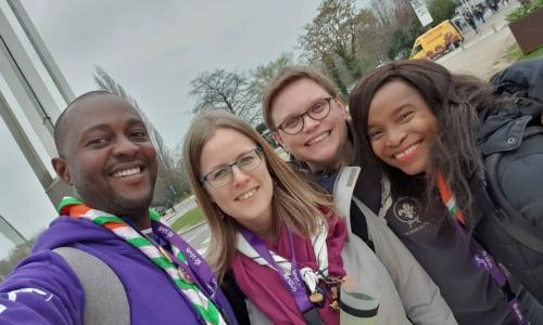 Toujours dans l'Envol : L'ASCCI invitée au Scoutopia 2019 !